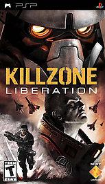 Killzone: Liberation - PSP - New