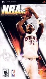 NBA '06 - PSP - New