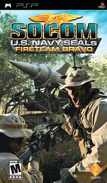 SOCOM: U.S. Navy SEALs Fireteam Bravo - PSP - New