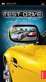 Test Drive Unlimited - PSP - New