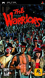 Warriors - PSP - New