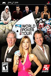 World Poker Tour - PSP - New