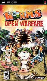 Worms: Open Warfare - PSP - New