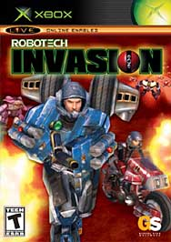 Robotech: Invasion - XBOX - New