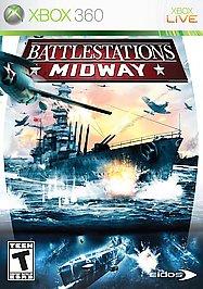 Battlestations: Midway - XBOX 360 - New