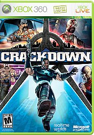 Crackdown - XBOX 360 - New