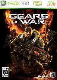 Gears of War - XBOX 360 - New
