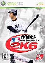 Major League Baseball 2K6 - XBOX 360 - New