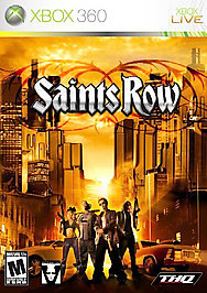 Saints Row - XBOX 360 - New