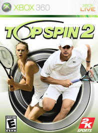 Top Spin 2 - XBOX 360 - New