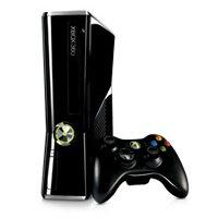 Microsoft 250GB XBOX 360 S (Glossy Black) - Used
