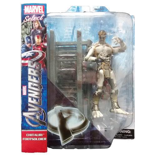 Marvel Select Chitauri Footsoldier
