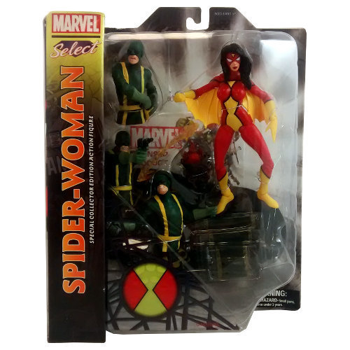 Marvel Select Spider-Woman