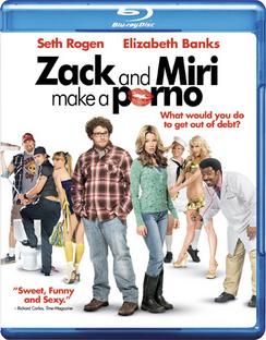 Zack and Miri Make a Porno - Blu-ray - Used