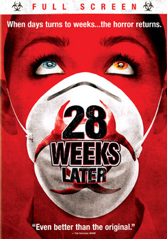 28 Weeks Later - Full Screen - DVD - Used