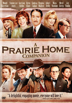 A Prairie Home Companion - DVD - Used