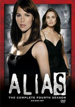 Alias: The Complete Fourth Season - DVD - Used