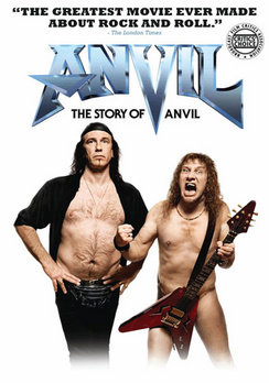 Anvil! The Story of Anvil - DVD - Used