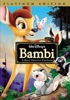 Bambi - Special Edition - DVD - Used