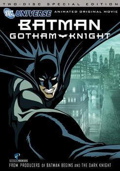 Batman: Gotham Knight - Special Edition - DVD - Used