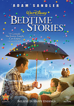 Bedtime Stories - DVD - Used