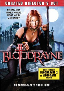 BloodRayne - Unrated Director's Cut - DVD - Used