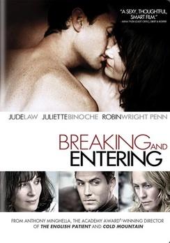 Breaking & Entering - Widescreen - DVD - Used