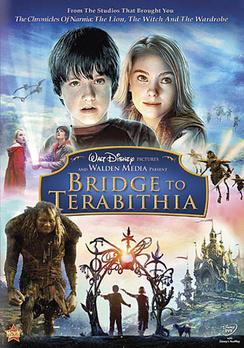 Bridge to Terabithia - Full Screen - DVD - Used