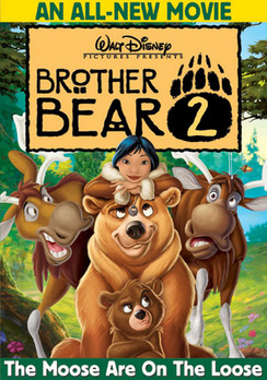 Brother Bear 2 - DVD - Used