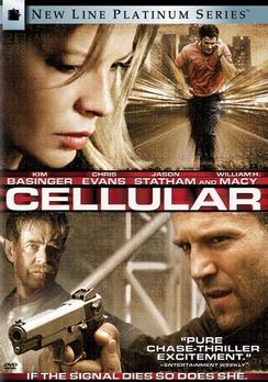 Cellular - Platinum Series - DVD - Used