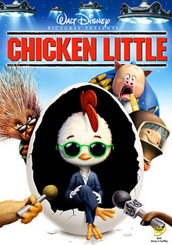 Chicken Little - Widescreen - DVD - Used