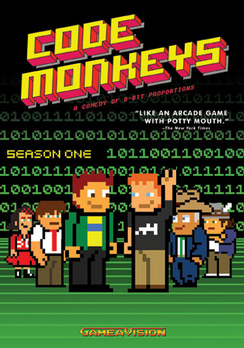 Code Monkeys: Season 1 - DVD - Used