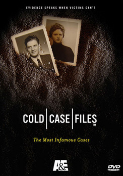 Cold Case Files: The Most Infamous Cases - DVD - Used