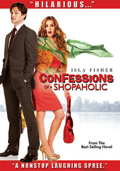 Confessions of a Shopaholic - Widescreen - DVD - Used