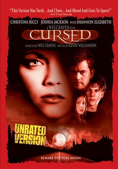 Cursed - Unrated - DVD - Used