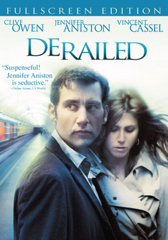 Derailed - Full Screen - DVD - Used