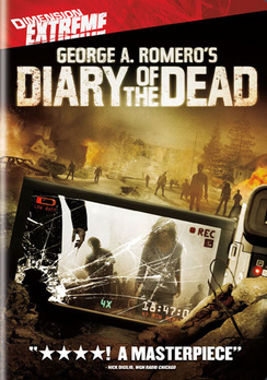 Diary of the Dead - Widescreen - DVD - Used