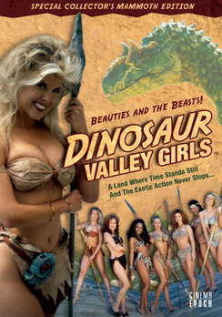 Dinosaur Valley Girls - Widescreen Special Edition - DVD - Used