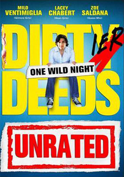Dirty Deeds - Unrated - DVD - Used