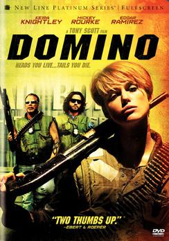 Domino - Full-Screen Platinum Series - DVD - Used