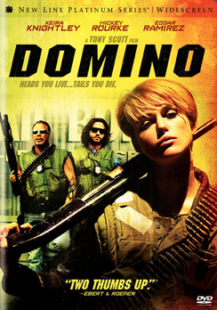 Domino - Widescreen Platinum Series - DVD - Used