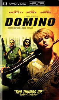 Domino - DVD - Used