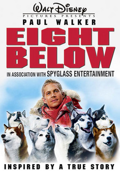 Eight Below - Full Screen - DVD - Used