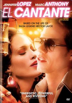 El Cantante - DVD - Used