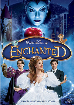 Enchanted - Full Screen - DVD - Used