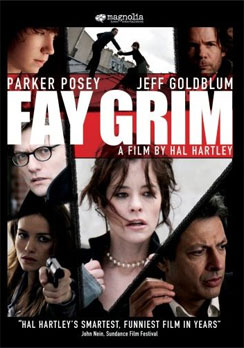 Fay Grim - Widescreen - DVD - Used