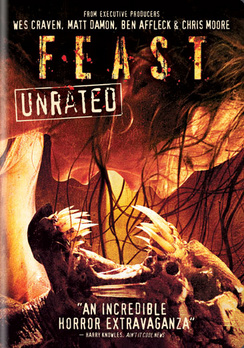 Feast - Widescreen - DVD - Used