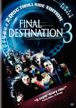 Final Destination 3 - Full-Screen Special Edition - DVD - Used