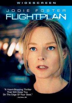 Flightplan - Widescreen - DVD - Used