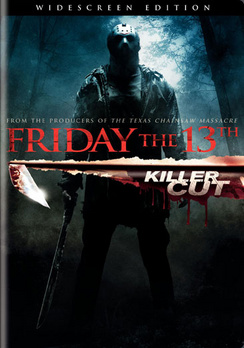 Friday the 13th - Killer Cut - DVD - Used